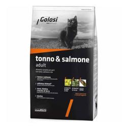 Golosi - Golosi Ton Balıklı ve Somonlu Kedi Maması 400 GR