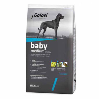 Golosi Yavru Köpek Maması 12 KG