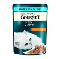 Gourmet - Gourmet Perle Izgara Ton Balıklı Kedi Konserve 85 GR