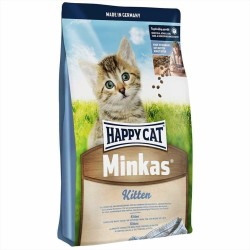 Happy Cat - Happy Cat Tavuk Etli Yavru Kedi Maması 1,5KG