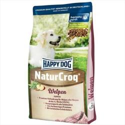Happy Dog - Happy Dog Biftek ve Balıklı Yavru Köpek Maması 15KG