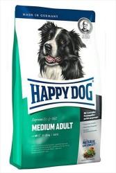 Happy Dog - Happy Dog Tavuk ve Kuzu Etli Orta Irk Köpek Maması 12.5 KG
