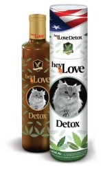 HeyLove - Heylove Detox Kedi Besin Takviyesi 480 ML