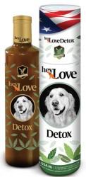 HeyLove - HeyLove Detox Köpek Besin Takviyesi 480 ML