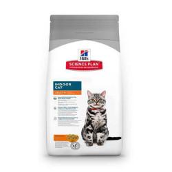 Hills - Hills Indoor Cat Evde Yaşayan Kediler İçin Mama 1,5KG