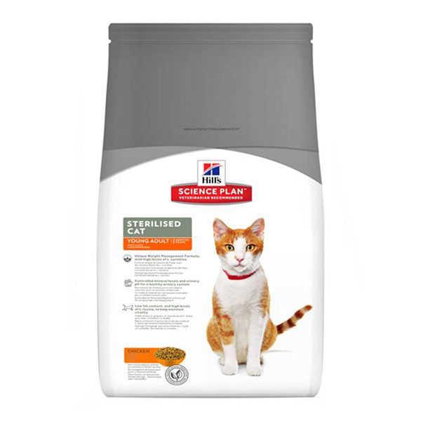 Hills Science Plan Kısırlaştırılmış Kedi Maması 3,5 KG