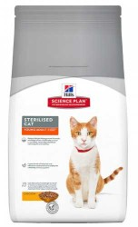 Hills Science Plan Kısırlaştırılmış Kedi Maması 3,5 KG - Thumbnail