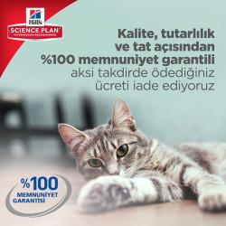 Hills Science Plan Kısırlaştırılmış Kedi Maması 6+2 KG HEDİYELİ - Thumbnail