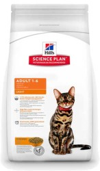 Hills - Hills Science Plan Light Kedi Maması 5 KG