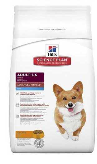 Hills Science Plan Tavuklu Küçük Irk Köpek Maması 2,5 KG