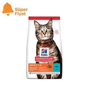 Hills Science Plan Tuna Balıklı Kedi Maması 1,5 KG - Thumbnail