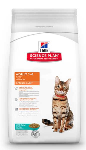 Hills Science Plan Tuna Balıklı Kedi Maması 2 KG