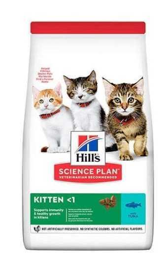 Hills Science Plan Tuna Balıklı Yavru Kedi Maması 400 GR + 400 GR