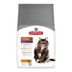 Hills Science Plan Hairball Yaşlı Kedi Maması 1.5KG - Thumbnail