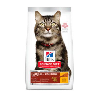 Hills Science Plan Hairball Yaşlı Kedi Maması 1.5KG