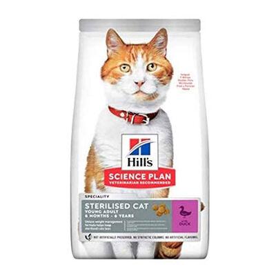 Hills Sterilised Ördekli Kısırlaştırılmış Kedi Maması 1,5 KG