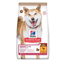 Hills Tahılsız Tavuk Etli Orta Irk Yetişkin Köpek Maması 12 Kg - Thumbnail