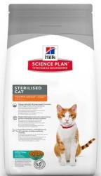Hills - Hills Tuna Balıklı Kısırlaştırılmış Kedi Maması 5 KG+3 KG HEDİYELİ