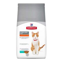 Hills - Hills Tuna Balıklı Kısırlaştırılmış Kedi Maması 8 KG