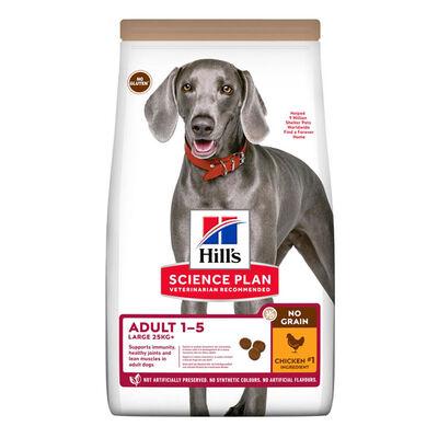 Hills Tahılsız Tavuk Etli Büyük Irk Yetişkin Köpek Maması 12 Kg
