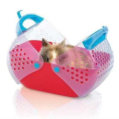 İmac Baggy Piknik Sepeti Şeklinde Kedi Taşıma Çantası