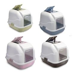 İmac - Imac Easy Cat Filtreli Kapılı Kedi Tuvalet Kabı