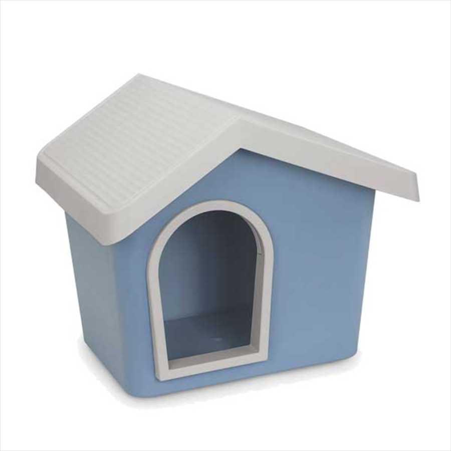 İmac Zeus Sert Plastik Köpek Kulübesi 50 - Mavi