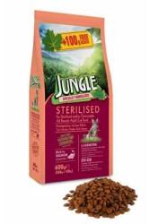 Jungle - Jungle Somonlu Kısır Kedi Maması 12 KG