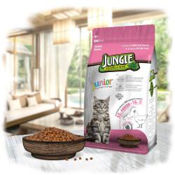 Jungle - Jungle Yavru Kedi Maması Tavuklu 1,5 KG