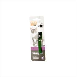 Karlie - Karlie Kedi Boyun Tasması - Yeşil