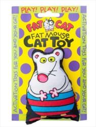Kitty Hoots - Kitty Hoots Fat Cat Mouse Kedi Oyuncağı