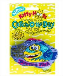 Kitty Hoots - Kitty Hoots Parrot Fish Kedi Oyuncağı
