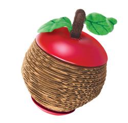Kong - Kong Elma Şeklinde Kediotlu Tırmalama Oyuncak 8cm