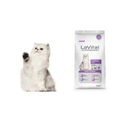 La Vital Hairball Kuzu Etli Kedi Maması 1.5 KG - Thumbnail