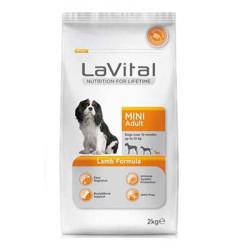 La Vital - La Vital Küçük Irk Kuzu Etli Köpek Maması 2 KG