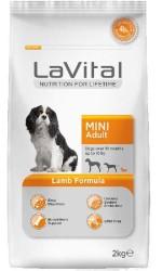 La Vital - La Vital Kuzu Etli Küçük Irk Köpek Maması 2 KG