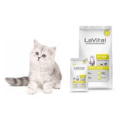 La Vital Somonlu Yavru Kedi Maması 12 KG - Thumbnail