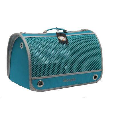 Leon Pet Air Box Çanta Turkuaz