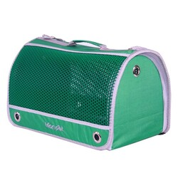 Leon Pet Air Box Çanta Yeşil - Thumbnail