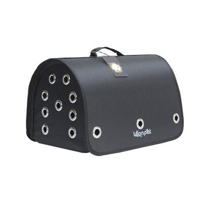 Leon Pet Kapalı Fly Bag Çanta Siyah