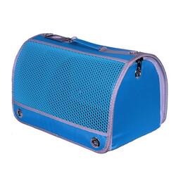 Leon Pet Air Box Çanta Mavi - Thumbnail