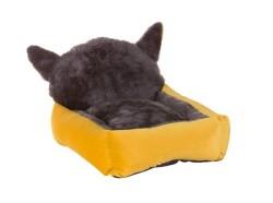 Lion Kedi Başlı Kedi Yatağı - Thumbnail