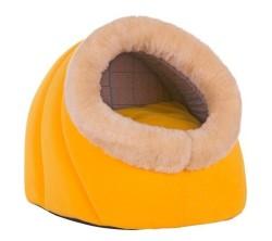 Lion Kedi Yatağı Oval Girişli - Thumbnail