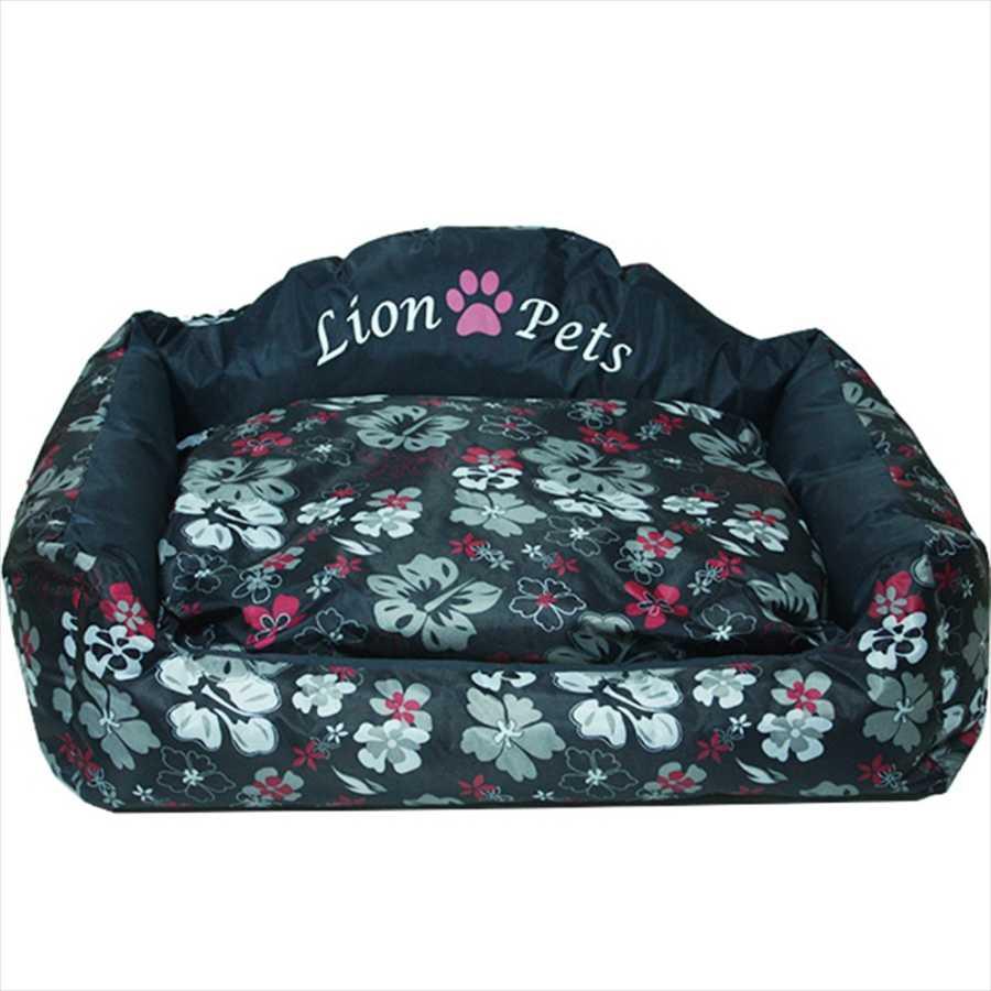 Lion Pets Yastıklı Köpek Yatağı