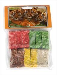 Lion - Lion Renkli Munchy Bisküvi 7-8 GR 12'Li