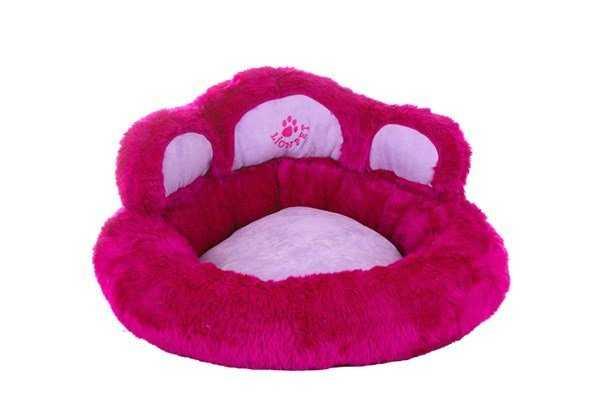 Lion Simit Şeklinde Kedi Yatağı