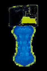 M Pets - M-Pets TermoPlastik Sesli Köpek Kemiği Mavi