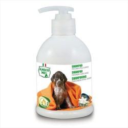 Mafra - Mafra PetLine Kısa Tüylü Köpekler İçin Nem Yağı İçeren Şampuan 250ML