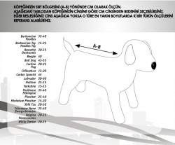 Flip - Markamama Reflektörlü Köpek Montu 90cm