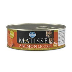 Matisse - Matisse Mousse Somonlu Kedi Konservesi 85 Gr